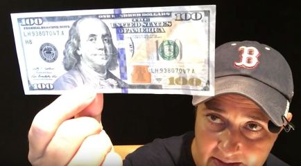 one hundred bill
