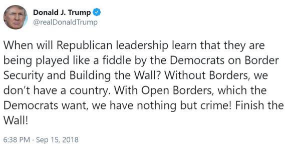 TT border wall