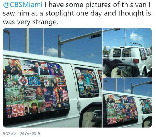 Patsy truck