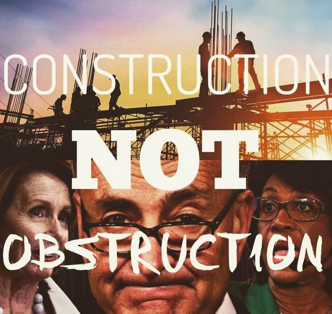 Construction not obstruction