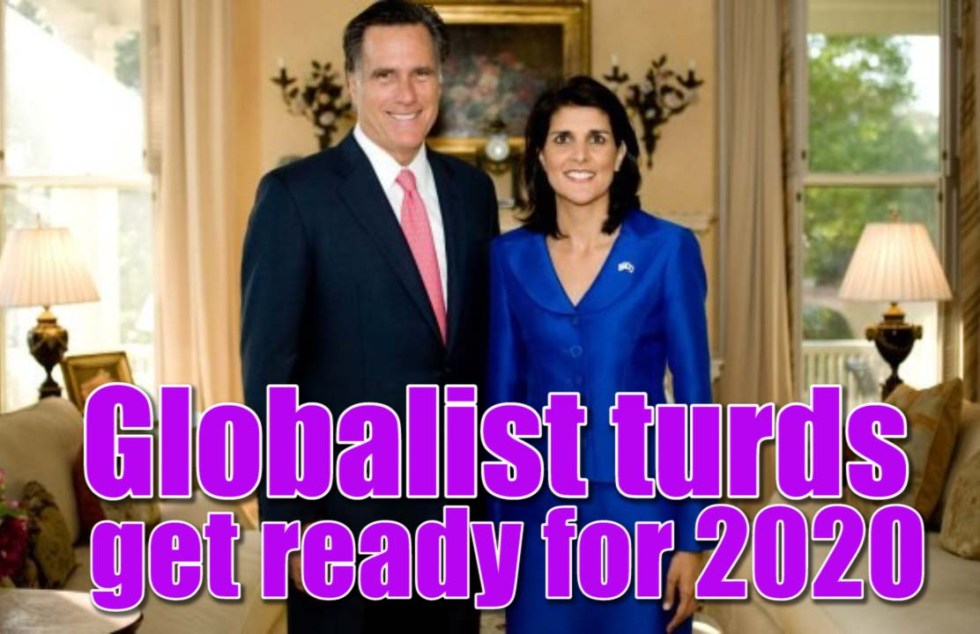 Haley-Romney globalists