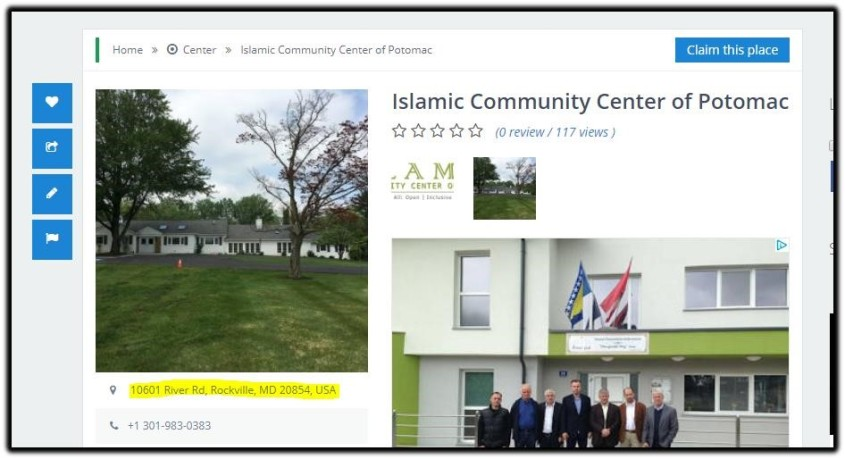 islamic community center