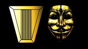 SES logo and mask