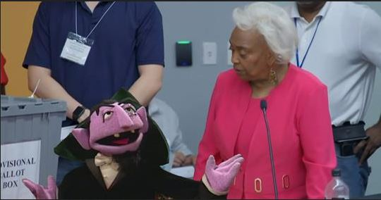 The Count and Snipes