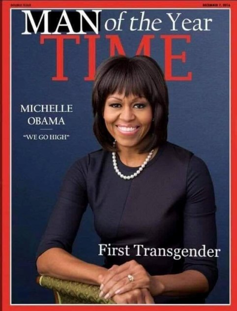first transgender