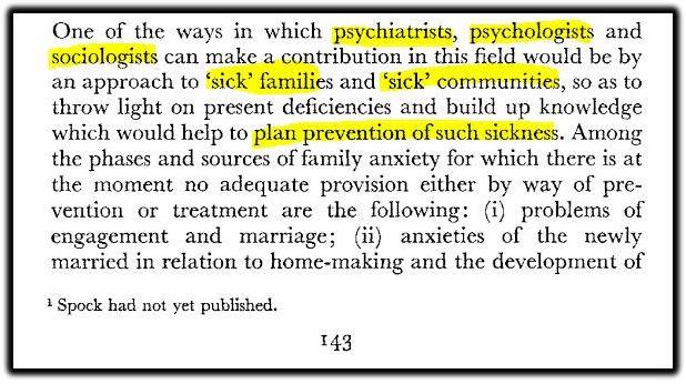sick families
