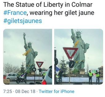 yellow vest liberty