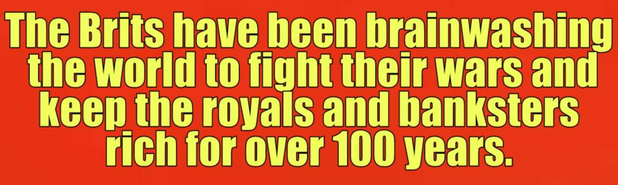 brit brainwashing