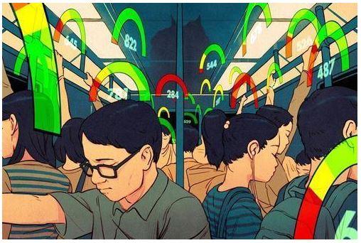 chinese social scoring