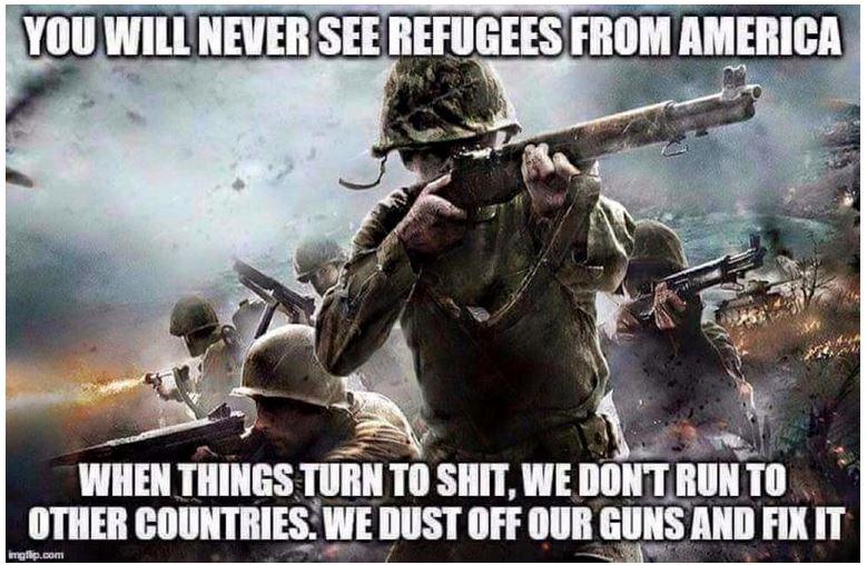 dust off guns
