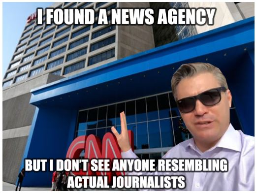 jim acosta cnn meme