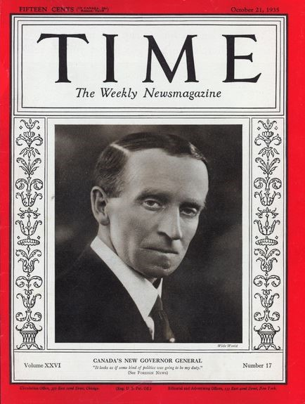 john buchan on time