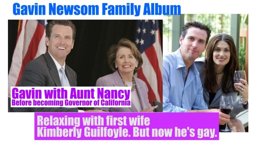 newsom family album