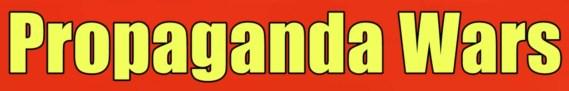 propaganda war banner