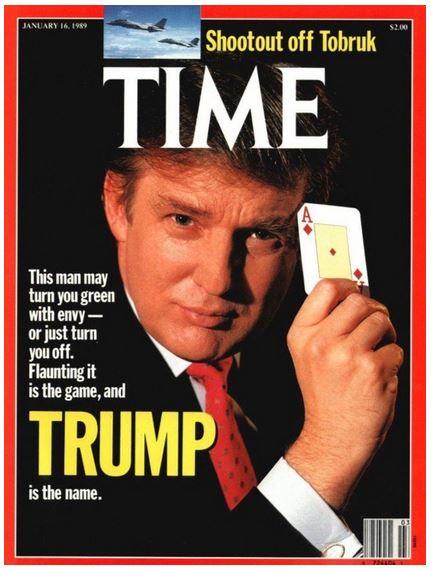 time magazine trump