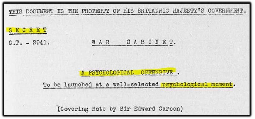 war cabinet 1
