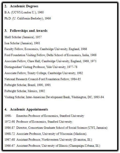 Donald Harris academic credentials
