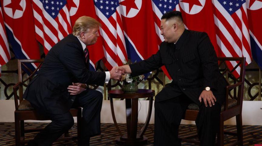 Trump Kim Jong un vietnam