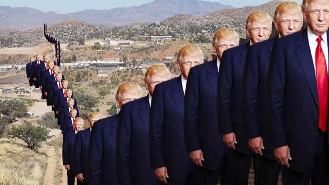 trumps wall