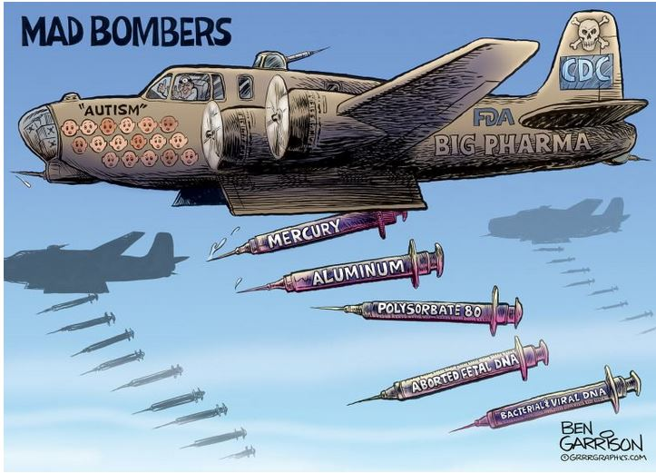 vaccination bomber garrison