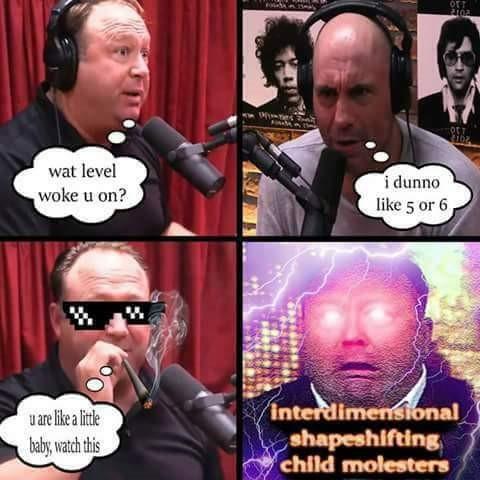 Alex Jones meme