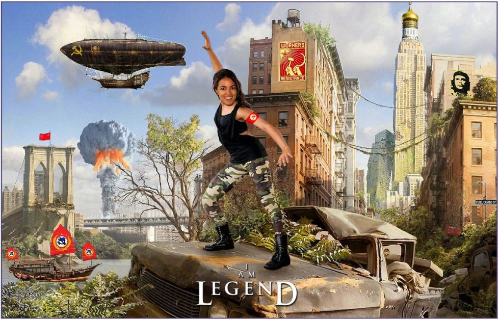 AOC i am legend