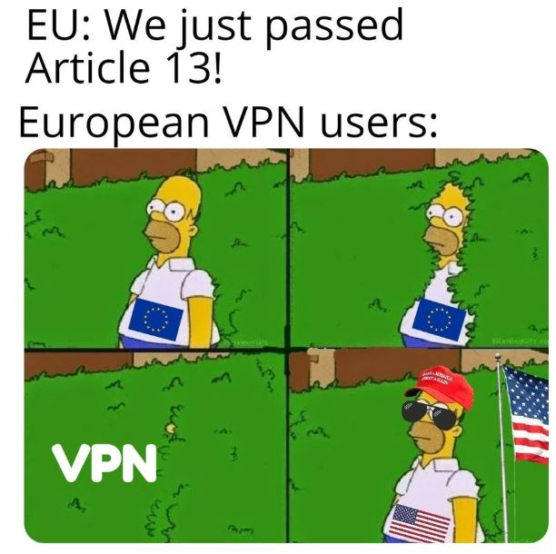 Article 13 meme