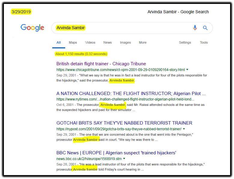 avinda on google