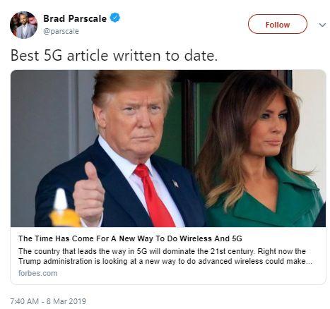 brad parscale tweet 5g.JPG