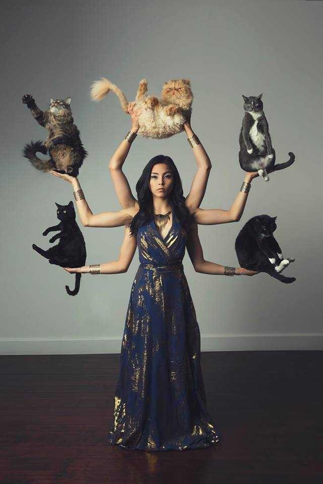 cat lady vajrayogini.jpg