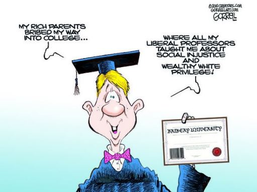 college bribery