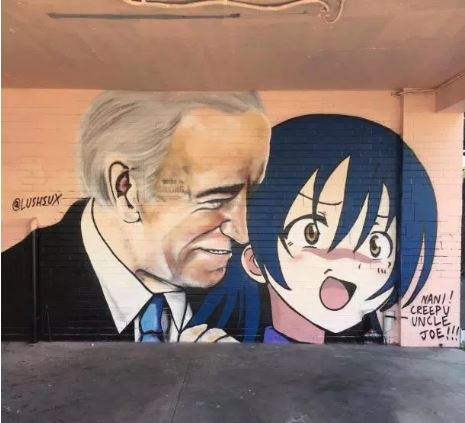 creepy joe biden 2