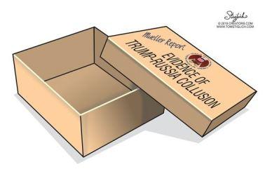 evidence box Mueller