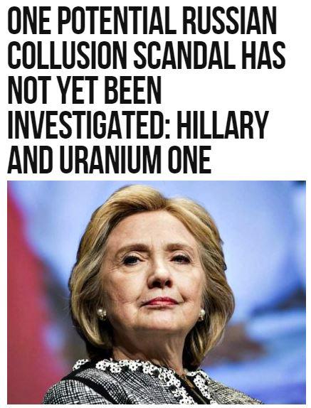 hillary scandal