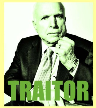 John McCain traitor