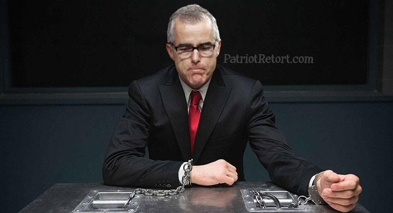 mccabe in handcuffs