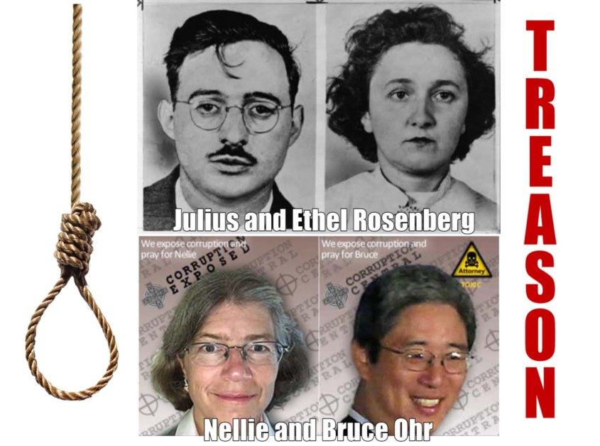 ohr rosenberg treason