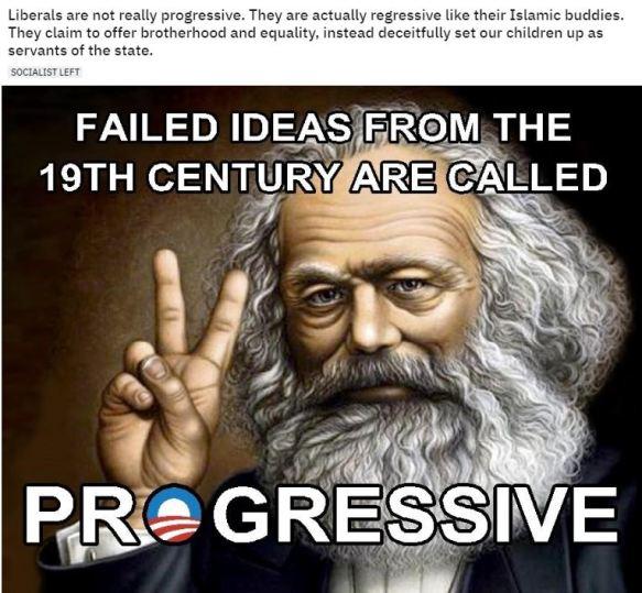 progressive marx
