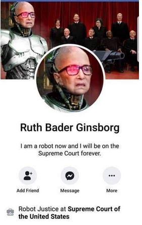 ruth ginsborg