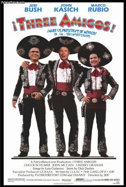 three amigos - Copy