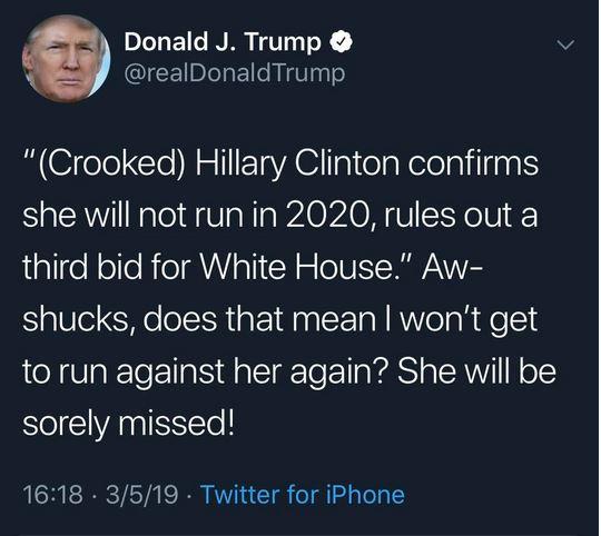 tt crooked hillary