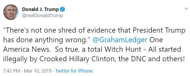 tt no evidence