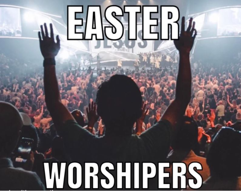 easter worshippers.JPG