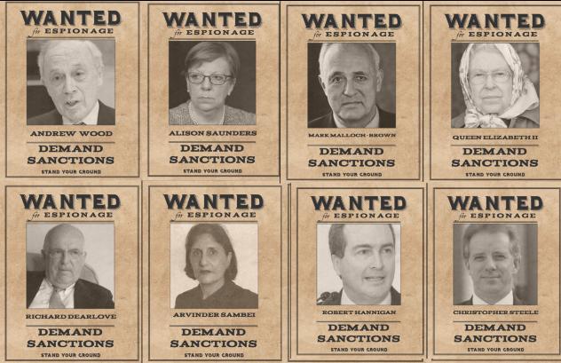 Espionage posters corrected