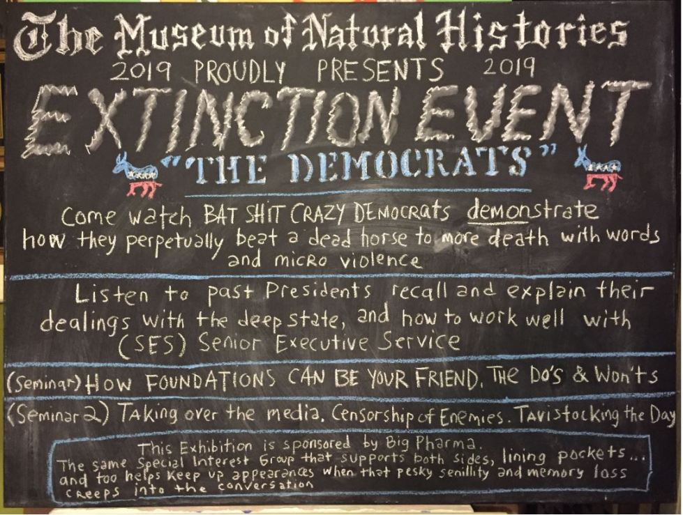 extinction event