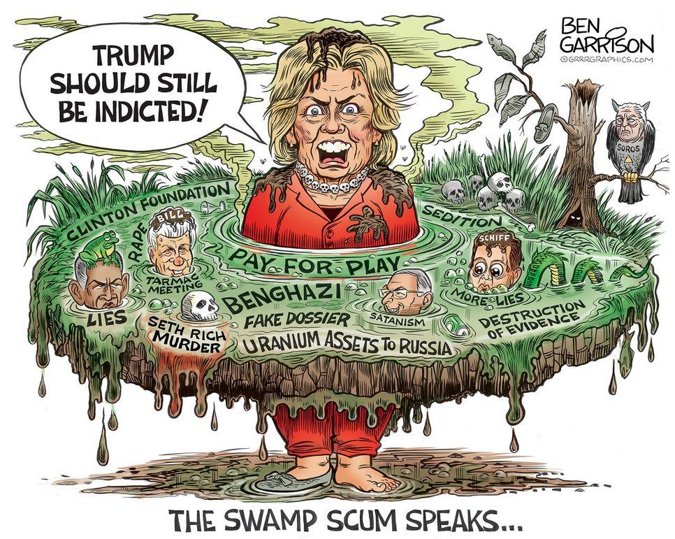 garrison swamp speaks hillary.JPG