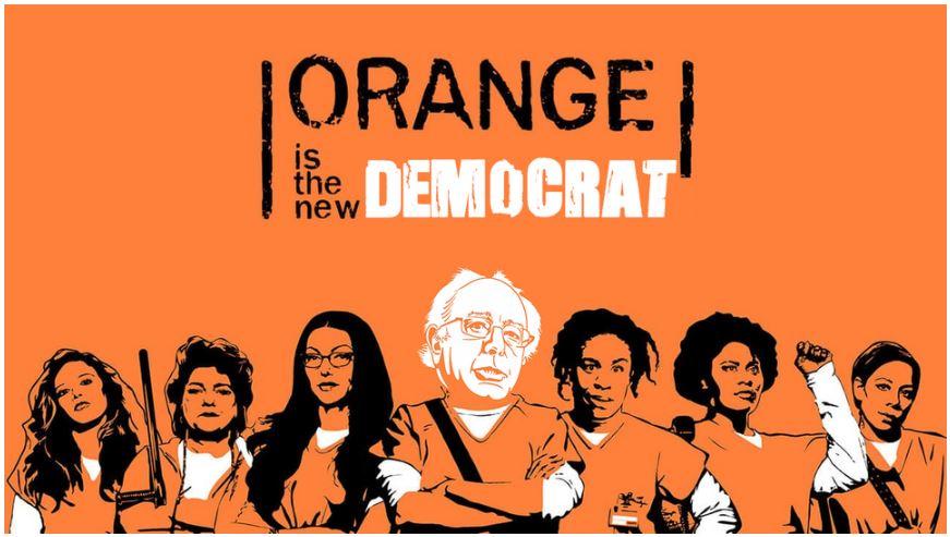 orange is new democrat