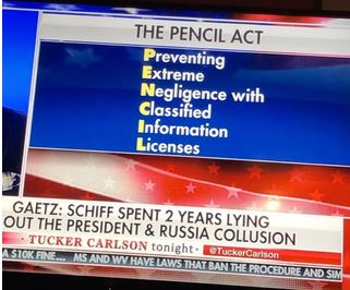 pencil Act