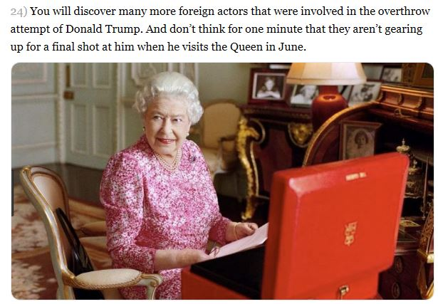 queen and her red box.JPG