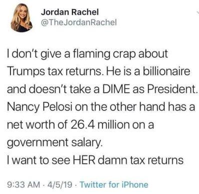 rachel tweet